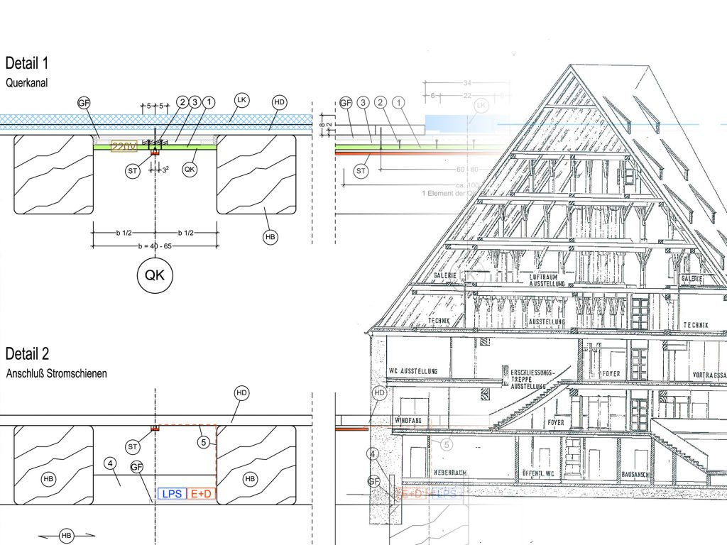 Gebäudeplanung 2